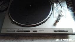 platine technics high tech image son hifi son haute-savoie