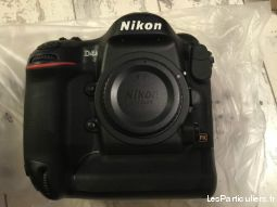 camera nikon d4s digital high tech image son photo camescope paris