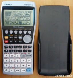 calculatrice graphique casio 75+e  high tech image son autres hauts-de-seine