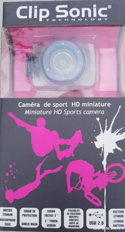 camera de sport miniature high tech image son photo camescope seine-et-marne