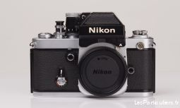 boitier nikon f2a high tech image son photo camescope paris
