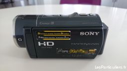 caméscope sony hdr-cx550ve high tech image son photo camescope corse