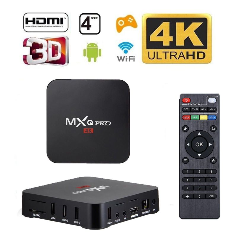 BOX IPTV ANDROID ++++