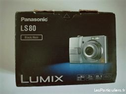 Panasonic Lumix DMC-LS80 (Black)