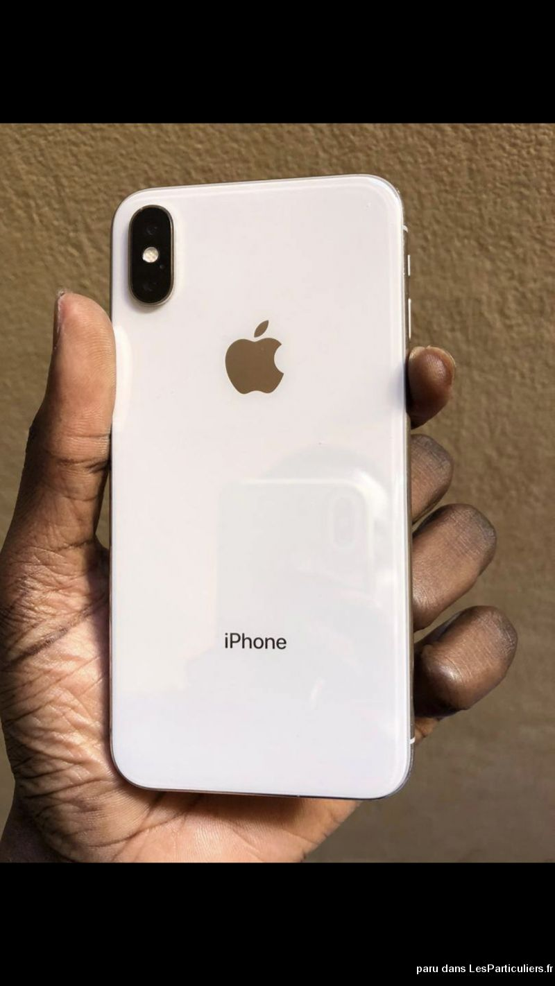 IPhone X 256Go High Tech Image son Telephonie Loire-Atlantique