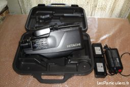 camescope epaule hitachi 2600 s en panne high tech image son photo camescope oise