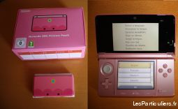 console nintendo 3ds edition limit� peach jeux videos consoles nintendo rh�ne