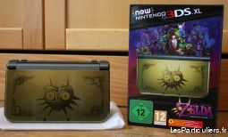 nintendo new 3ds xl majora mask jeux videos consoles nintendo rh�ne