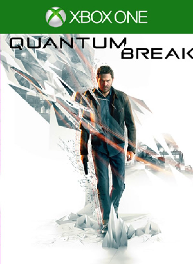 quantum break xbox one  vte ou ech jeux videos consoles autres is�re