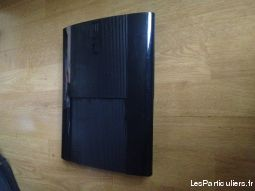 ps3 500 go slim  jeux videos consoles sony oise
