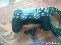 manette ps4 scuf / burn jeux videos consoles sony val-d'oise