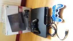 ps3 slim 320 gb + jeux jeux videos consoles sony morbihan