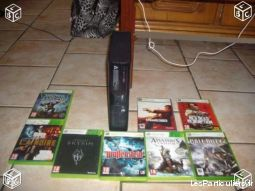 xbox 360 jeux videos consoles microsoft somme
