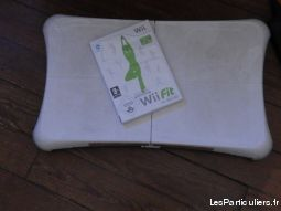 wii fit + balance board wii sur wii nintendo jeux videos consoles nintendo aisne
