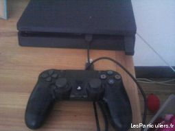 playstation 4 jeux videos consoles sony charente