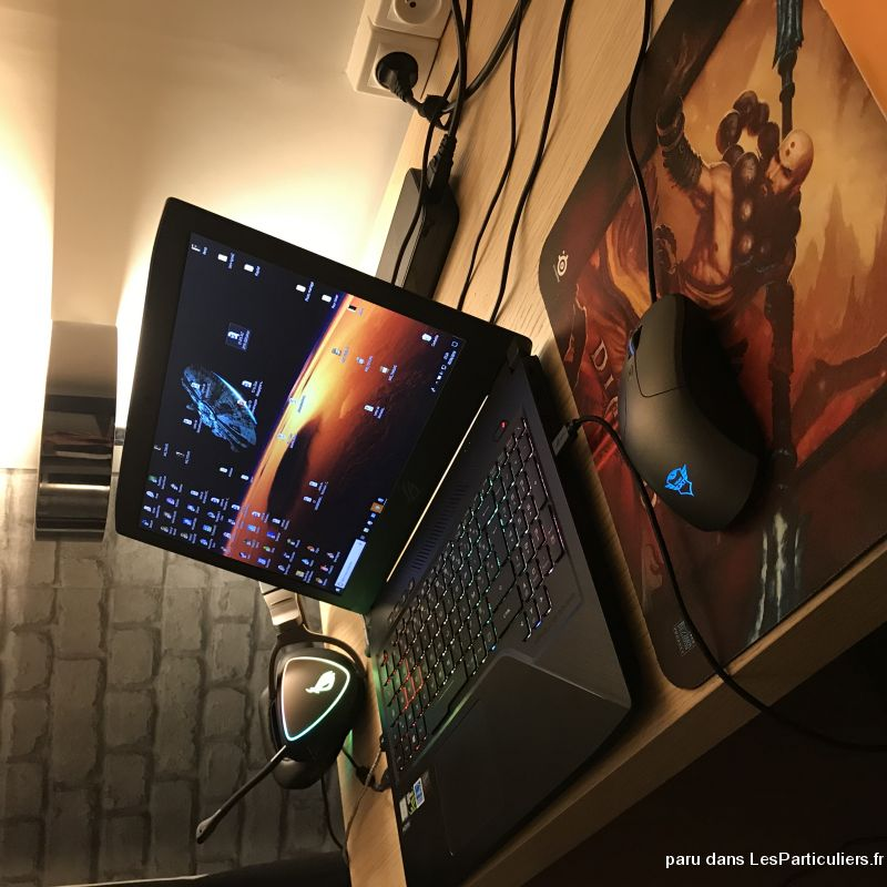 PC Portable Asus ROG STRIX GL503VM-FY055T