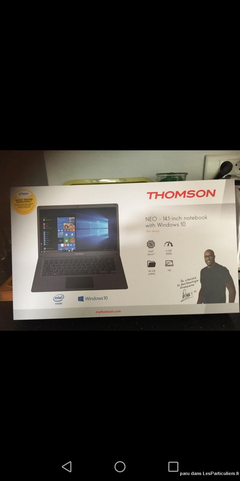 Ordinateur portable Thomson